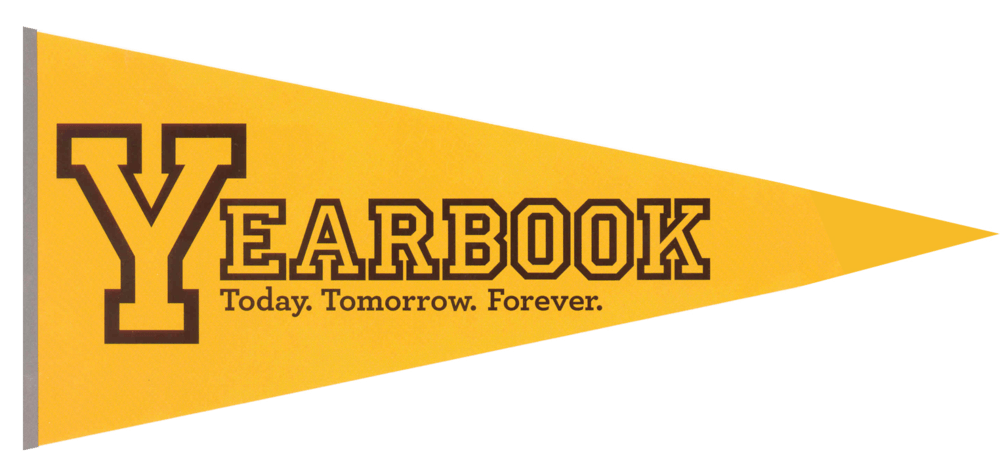 Yearkbook. Today. Tomorrow. Forever.